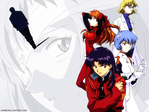 Neon Genesis Evangelion Anime Wallpaper # 123