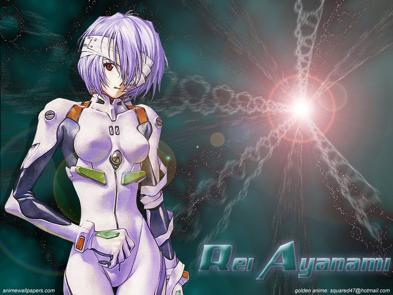 Neon Genesis Evangelion Anime Wallpaper # 127