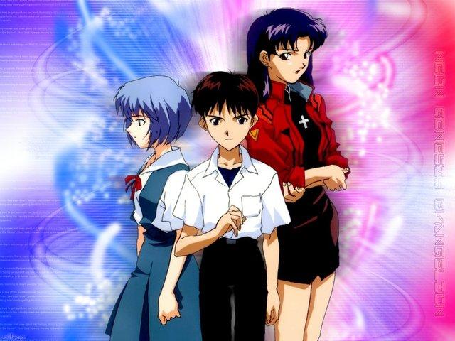 Neon Genesis Evangelion Anime Wallpaper #128