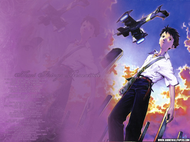 Neon Genesis Evangelion Anime Wallpaper #131