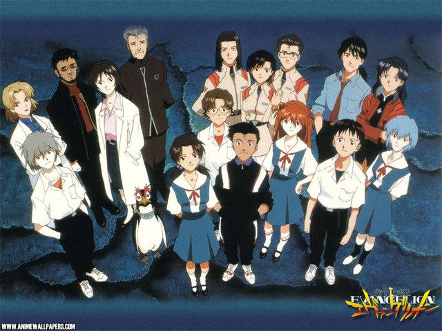 Neon Genesis Evangelion Anime Wallpaper #132