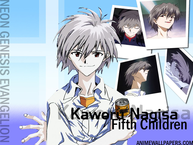Neon Genesis Evangelion Anime Wallpaper #134