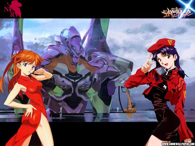 Neon Genesis Evangelion Anime Wallpaper #135