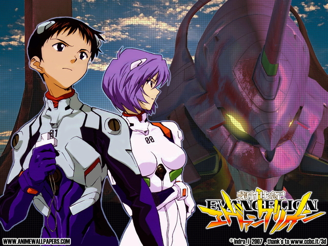 Neon Genesis Evangelion Anime Wallpaper #136