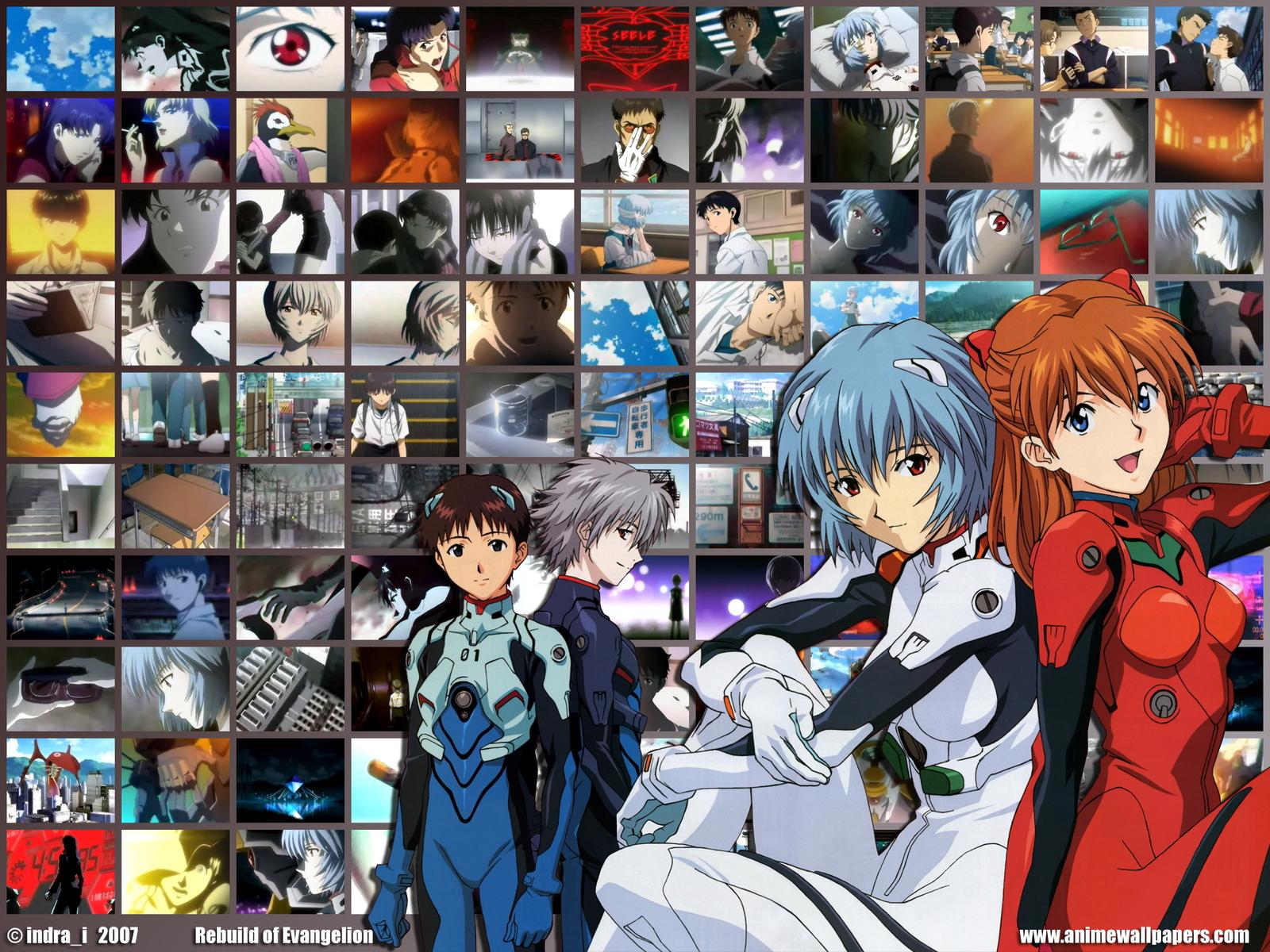 Neon Genesis Evangelion Anime Wallpaper # 137