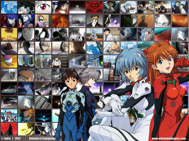 Neon Genesis Evangelion Anime Wallpaper #137