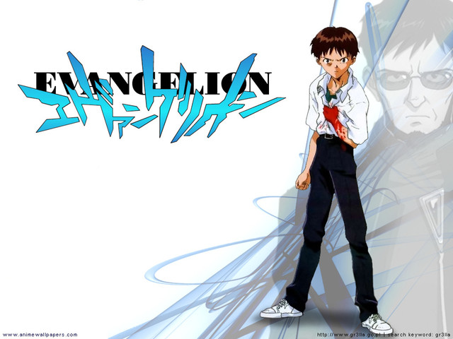 Neon Genesis Evangelion Anime Wallpaper #138