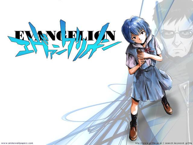 Neon Genesis Evangelion Anime Wallpaper #139