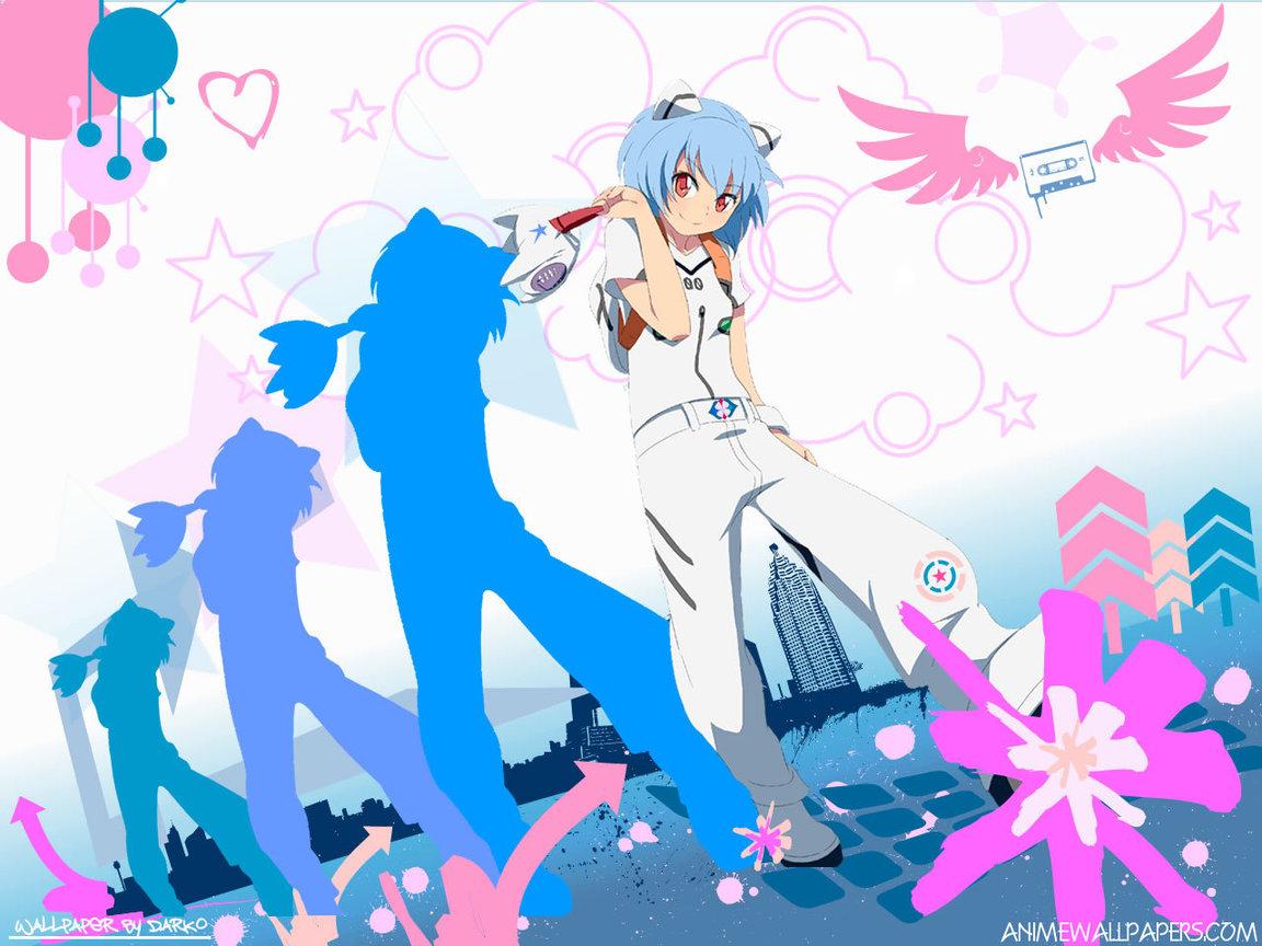 Neon Genesis Evangelion Anime Wallpaper # 142