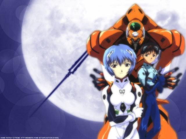 Neon Genesis Evangelion Anime Wallpaper #17