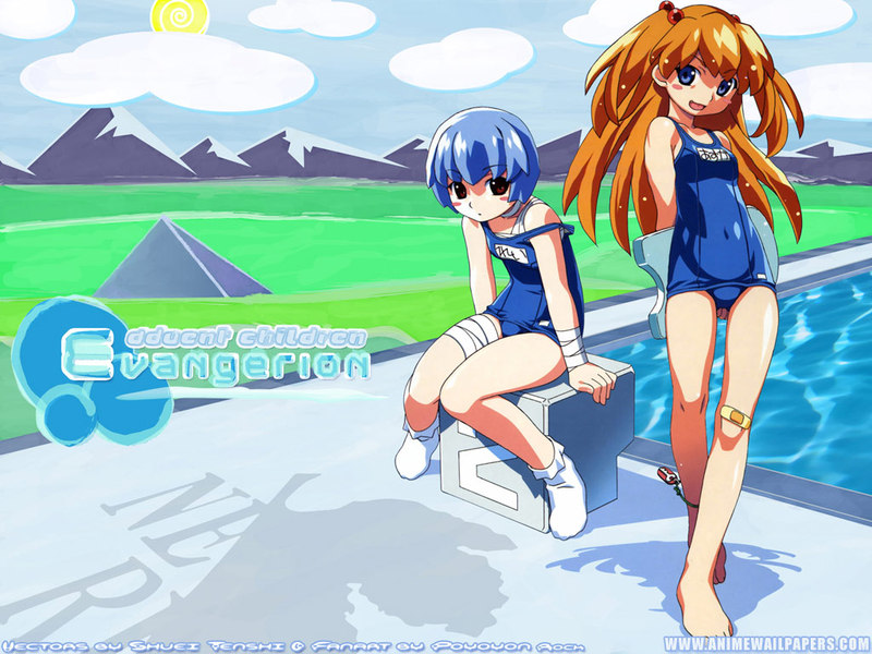 Neon Genesis Evangelion Anime Wallpaper # 22