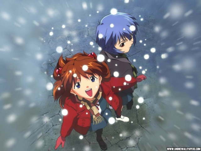 Neon Genesis Evangelion Anime Wallpaper #24
