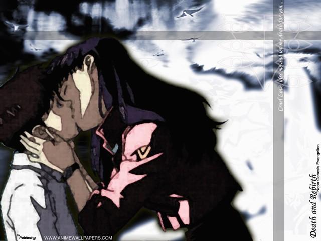 Neon Genesis Evangelion Anime Wallpaper #26