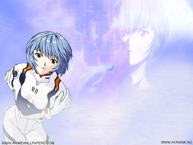 Neon Genesis Evangelion Anime Wallpaper #27