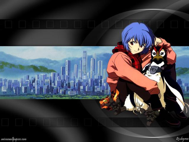 Neon Genesis Evangelion Anime Wallpaper #28