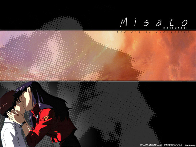 Neon Genesis Evangelion Anime Wallpaper #30