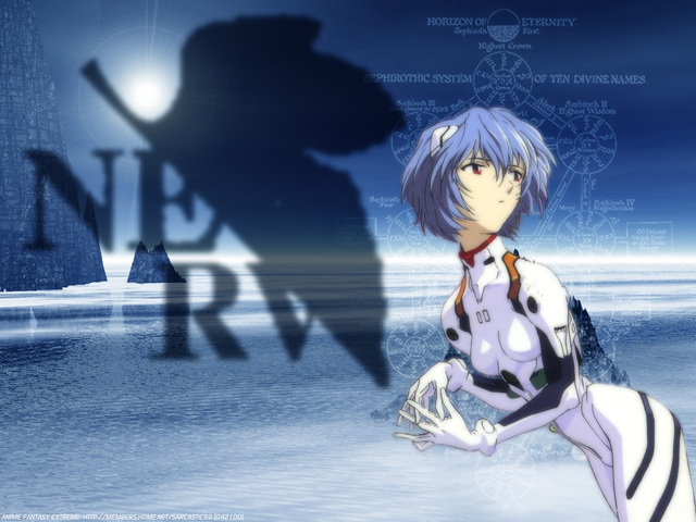 Neon Genesis Evangelion Anime Wallpaper #41