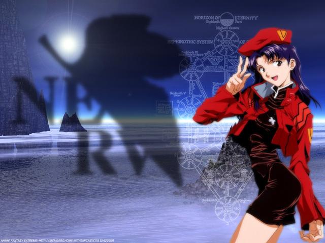 Neon Genesis Evangelion Anime Wallpaper #43