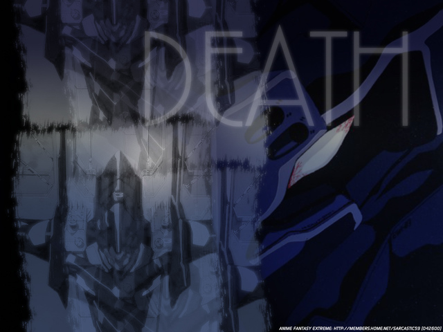 Neon Genesis Evangelion Anime Wallpaper #45