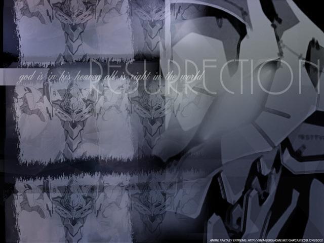 Neon Genesis Evangelion Anime Wallpaper #47