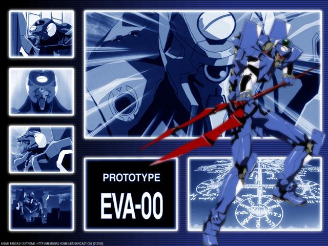 Neon Genesis Evangelion Anime Wallpaper #48