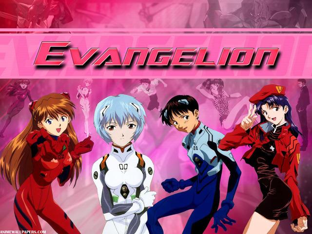 Neon Genesis Evangelion Anime Wallpaper #52