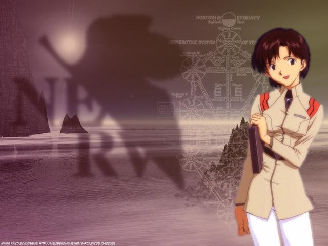 Neon Genesis Evangelion Anime Wallpaper #58
