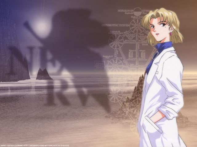 Neon Genesis Evangelion Anime Wallpaper #59