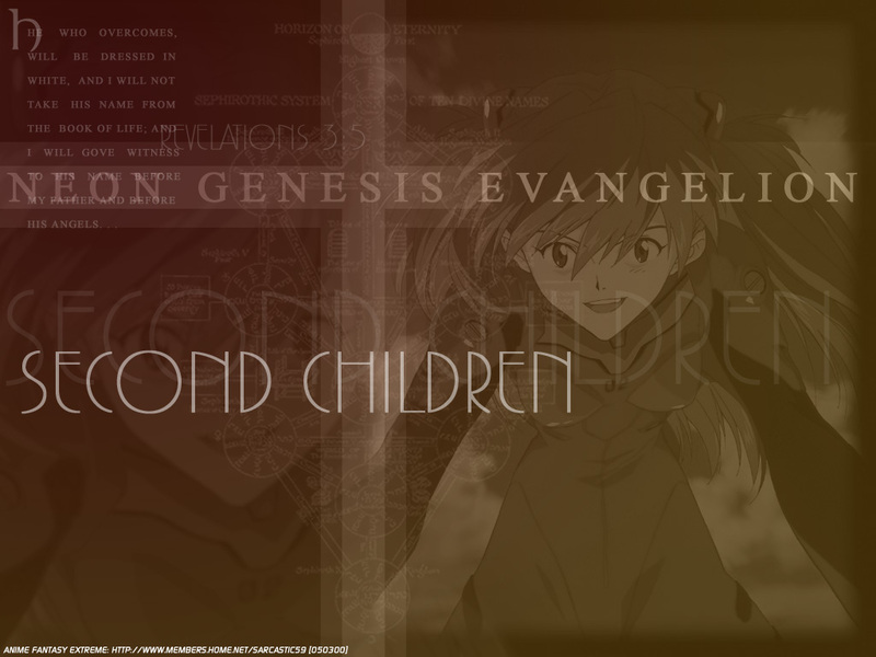 Neon Genesis Evangelion Anime Wallpaper # 64