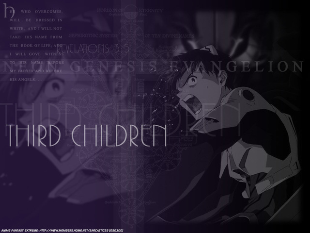 Neon Genesis Evangelion Anime Wallpaper #65