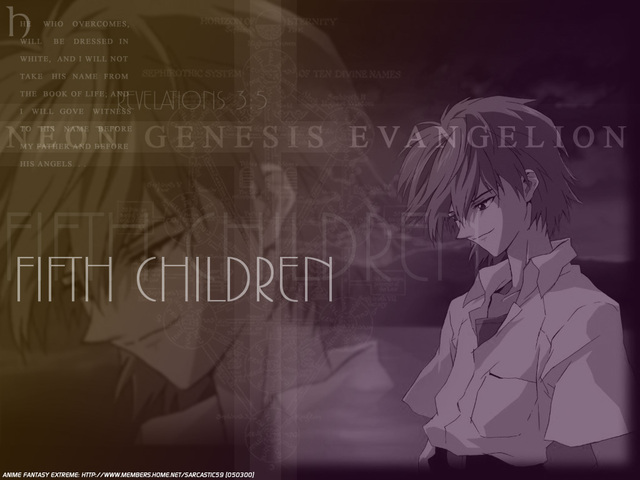 Neon Genesis Evangelion Anime Wallpaper #67