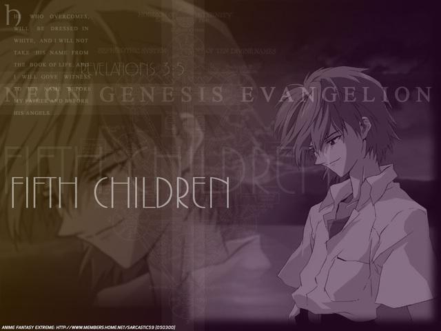 Neon Genesis Evangelion Anime Wallpaper #67