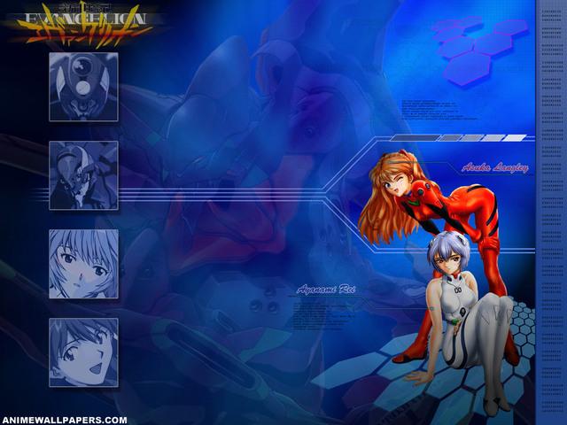 Neon Genesis Evangelion Anime Wallpaper #73