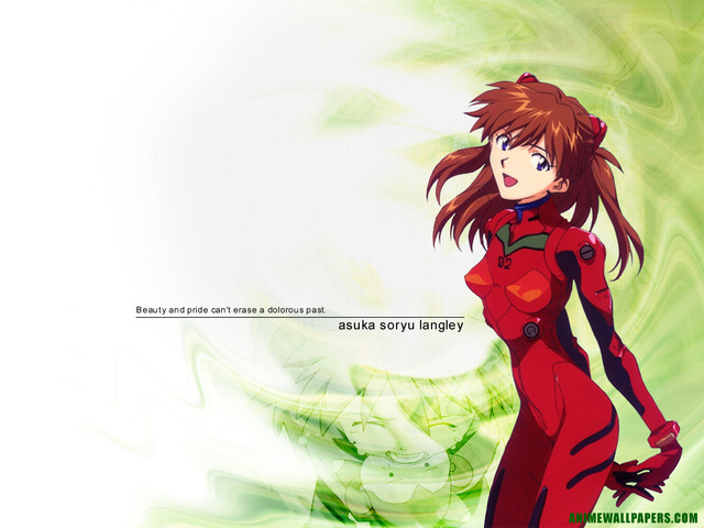 Neon Genesis Evangelion Anime Wallpaper #75