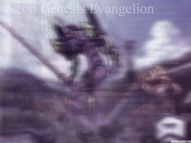Neon Genesis Evangelion Anime Wallpaper #81