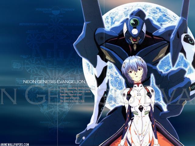 Neon Genesis Evangelion Anime Wallpaper #83