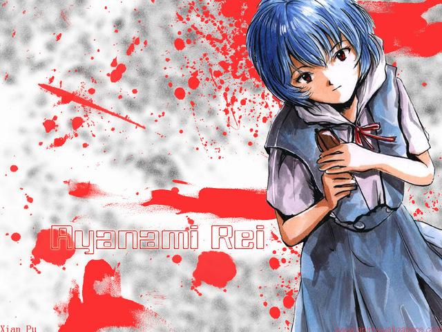 Neon Genesis Evangelion Anime Wallpaper #96