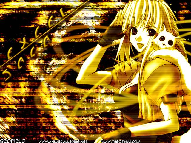 Excel Saga Anime Wallpaper #10