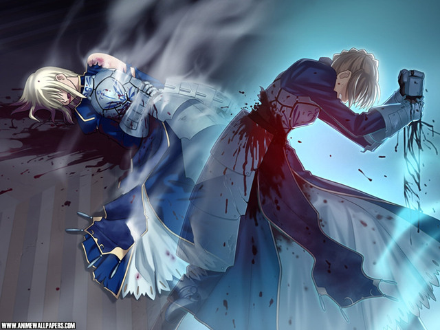 Fate/Stay Night Anime Wallpaper #10