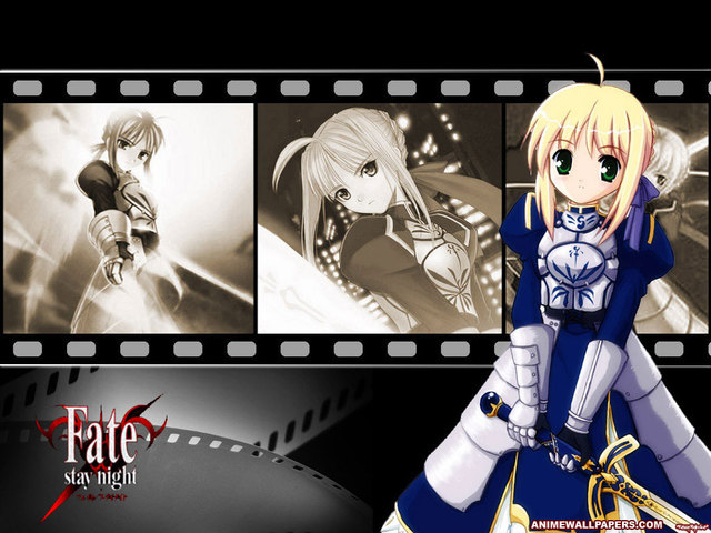 Fate/Stay Night Anime Wallpaper #11