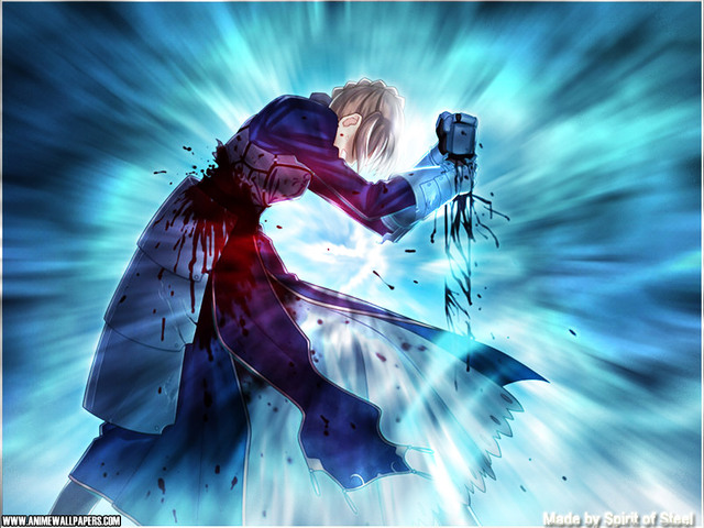 Fate/Stay Night Anime Wallpaper #12