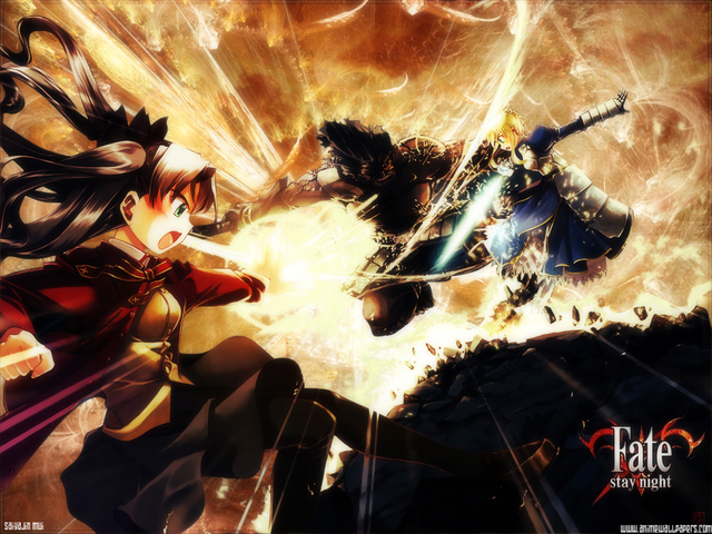 Fate/Stay Night Anime Wallpaper #14