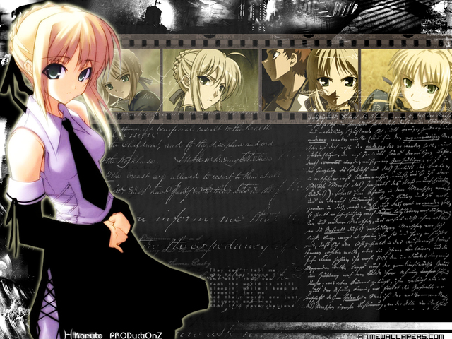 Fate/Stay Night Anime Wallpaper #15