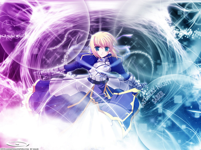 Fate/Stay Night Anime Wallpaper #16