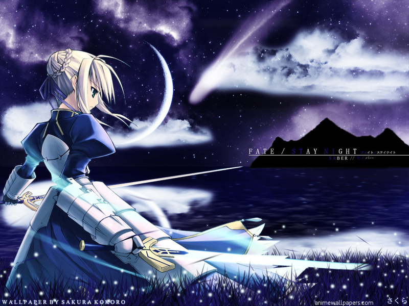 Fate/Stay Night Anime Wallpaper # 20