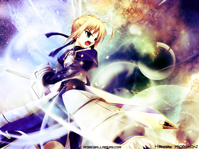 Fate/Stay Night Anime Wallpaper #22