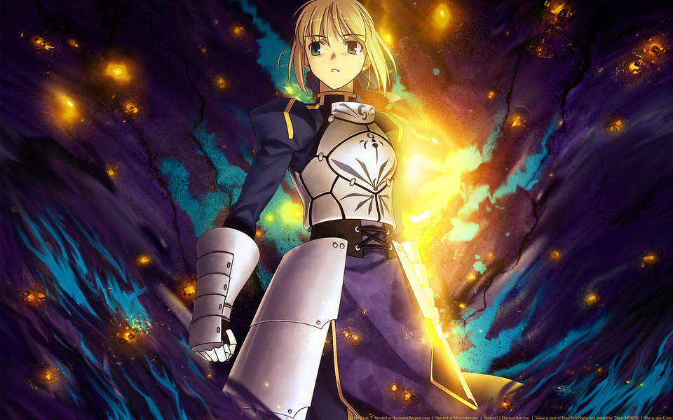 Fate/Stay Night Anime Wallpaper # 25