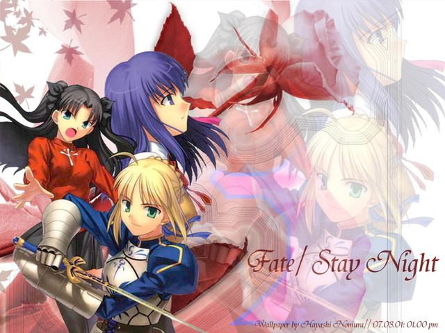 Fate/Stay Night Anime Wallpaper #7