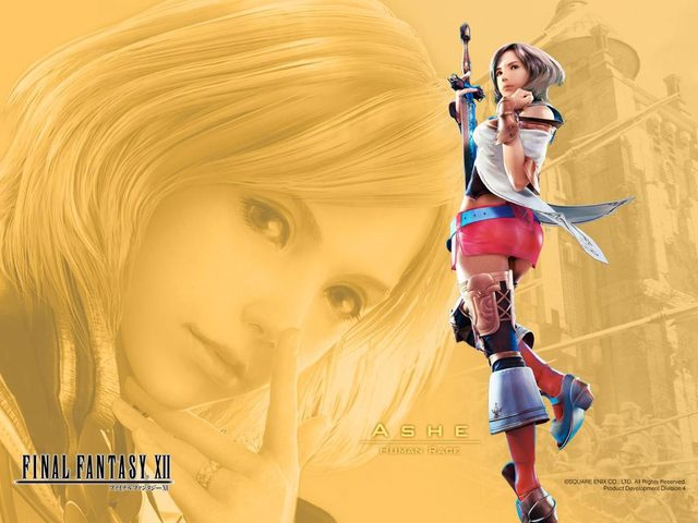 Final Fantasy XII Anime Wallpaper #1