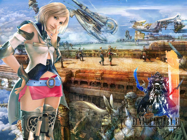 Final Fantasy XII Anime Wallpaper #2